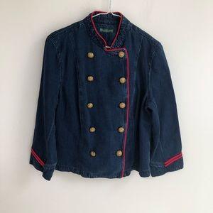 Ralph Lauren vintage 90s denim jacket